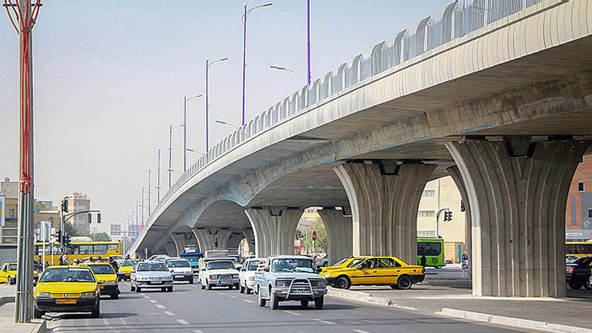 25th of Aban Bridge
