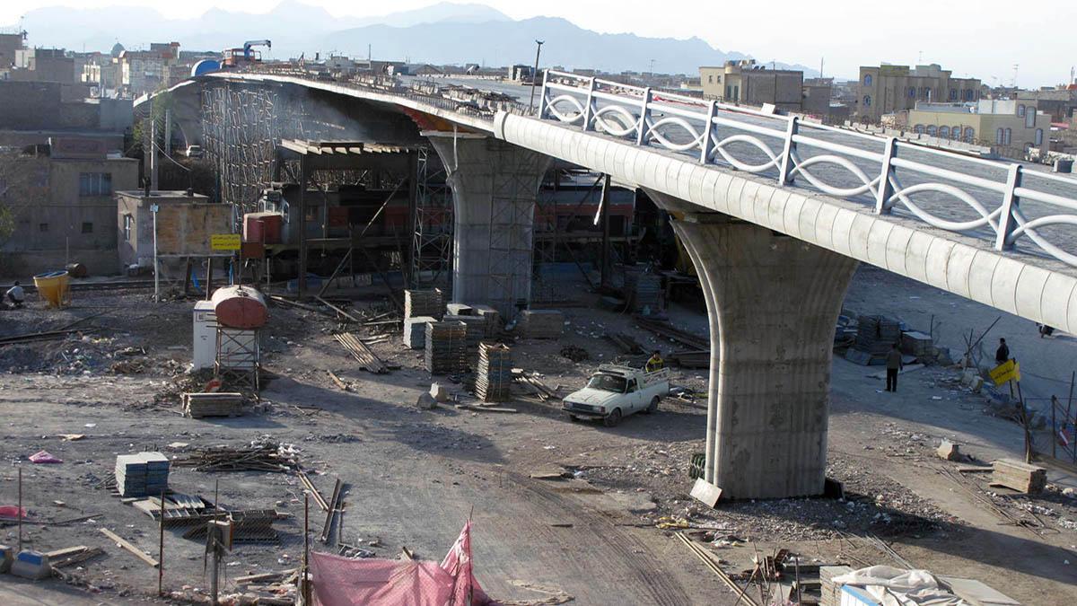 Ayatallah Kashani Bridge