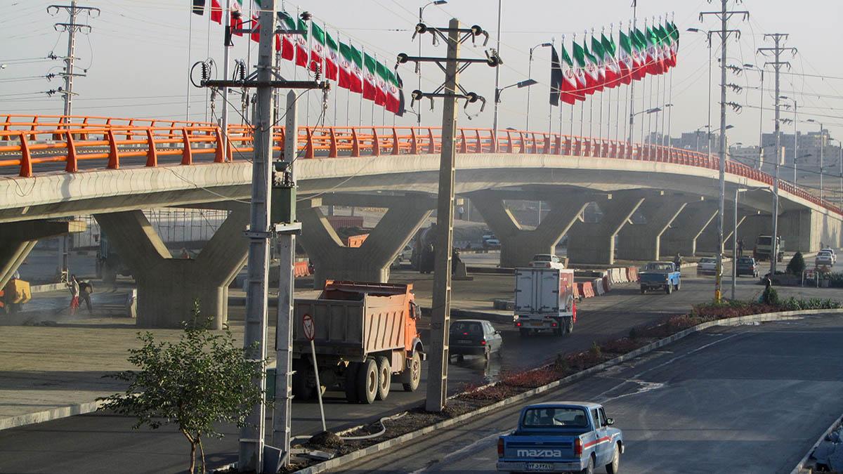 Babak Interchange Bridge