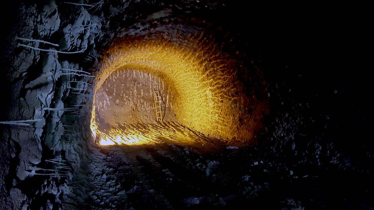Chabahar- Zahedan Railway Tunnels
