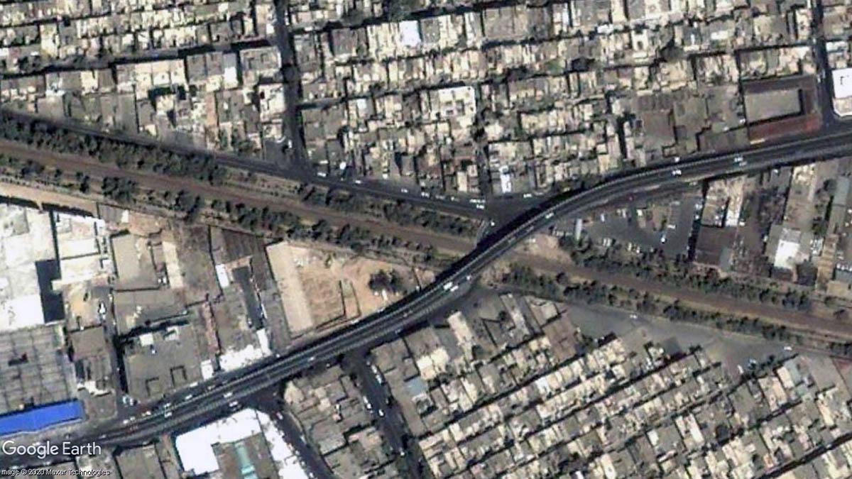 Imamzadeh Hassan Bridge