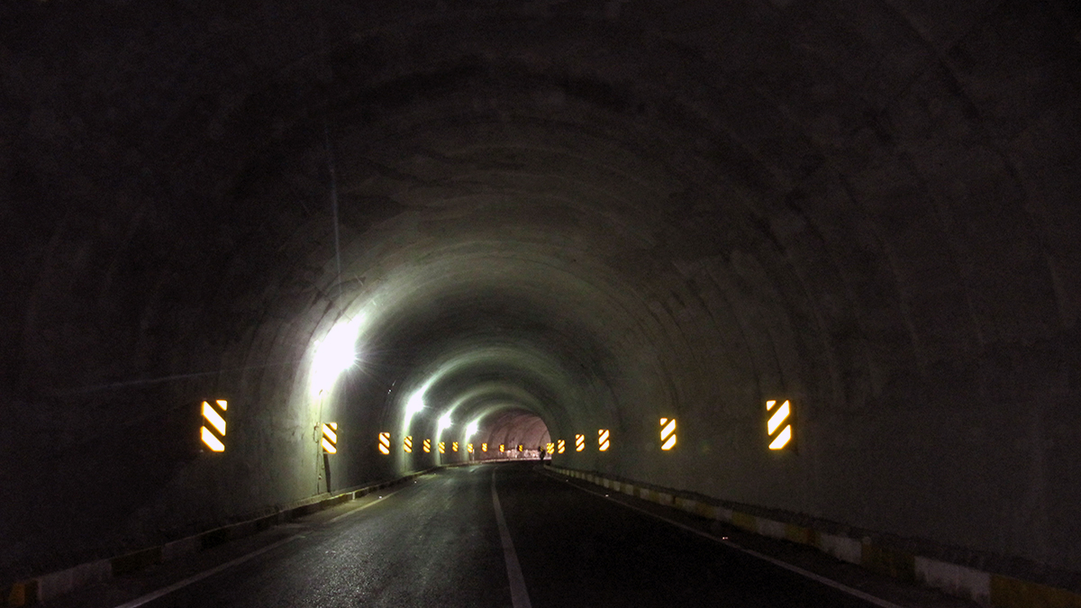 Masjed Soleyman- Lali Replacement Road Tunnels
