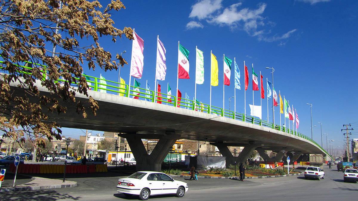 Resalat Interchange Bridge