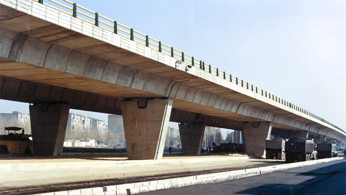 Besat- Fadaeeyan Bridge