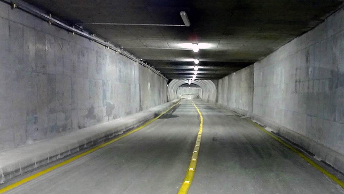 Mashhad Emergency Tunnel