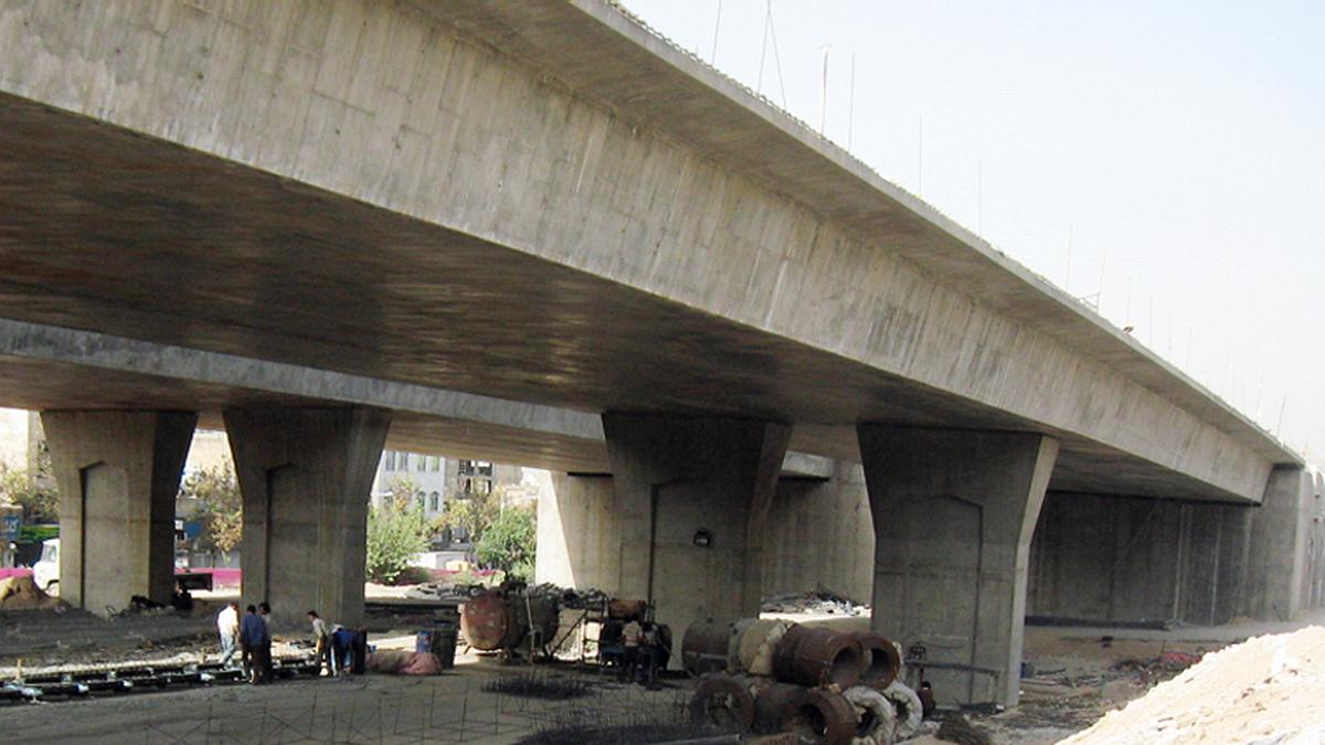 Parvin Bridge