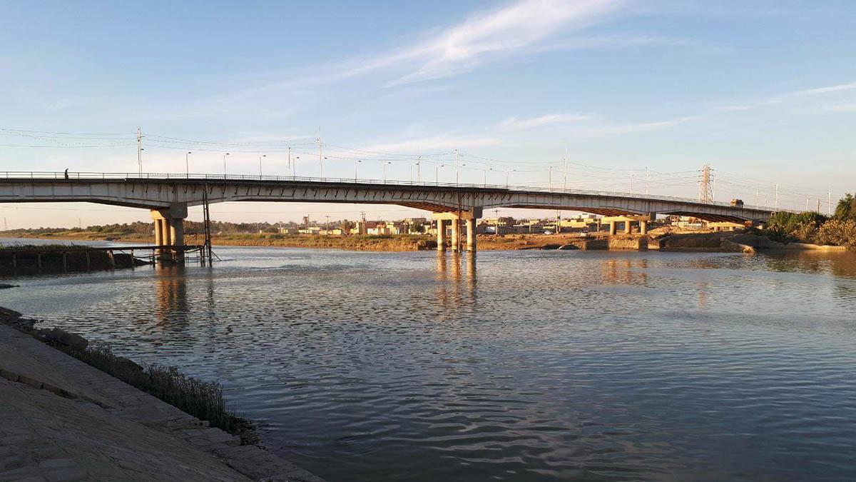 Abadan Second Bridge