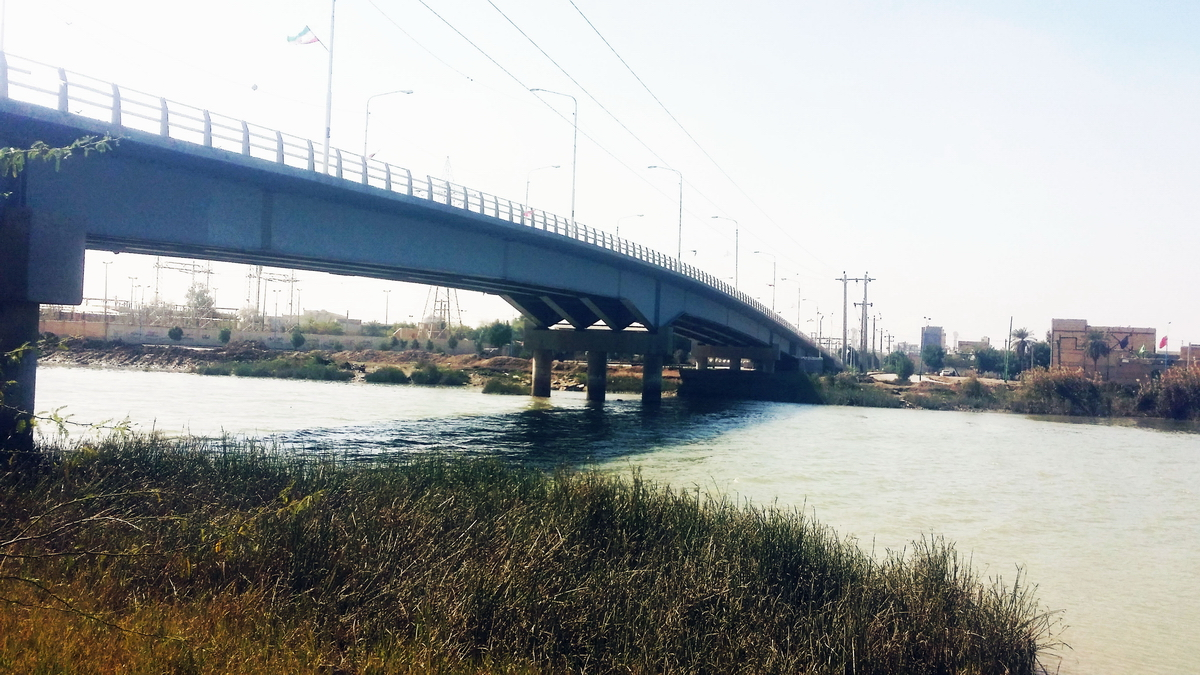 Abadan Third Bridge
