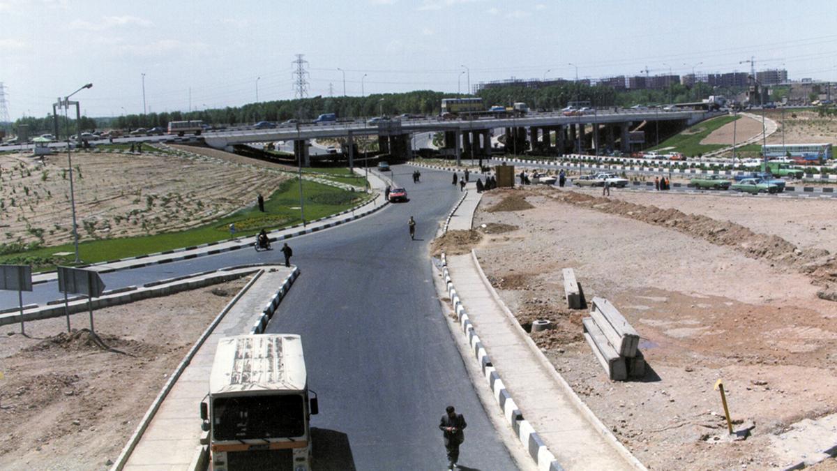 Afsarieh Interchange