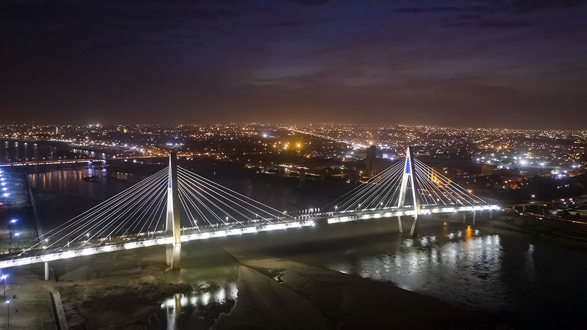 Ahvaz Eighth Bridge