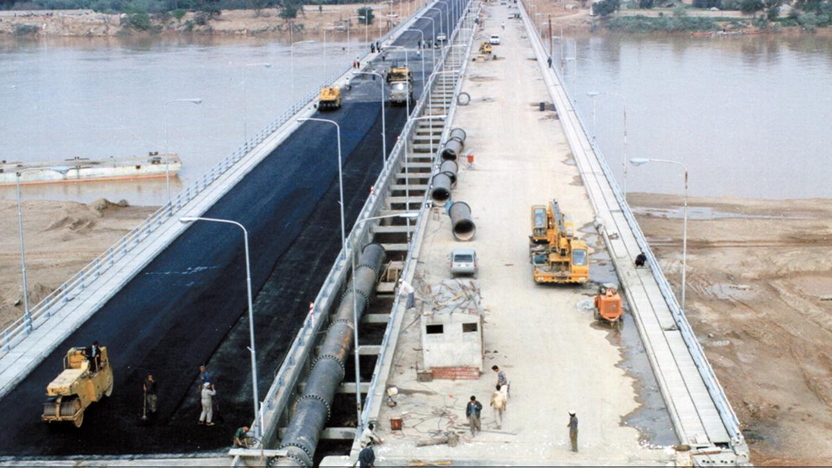 Ahvaz Fifth Bridge