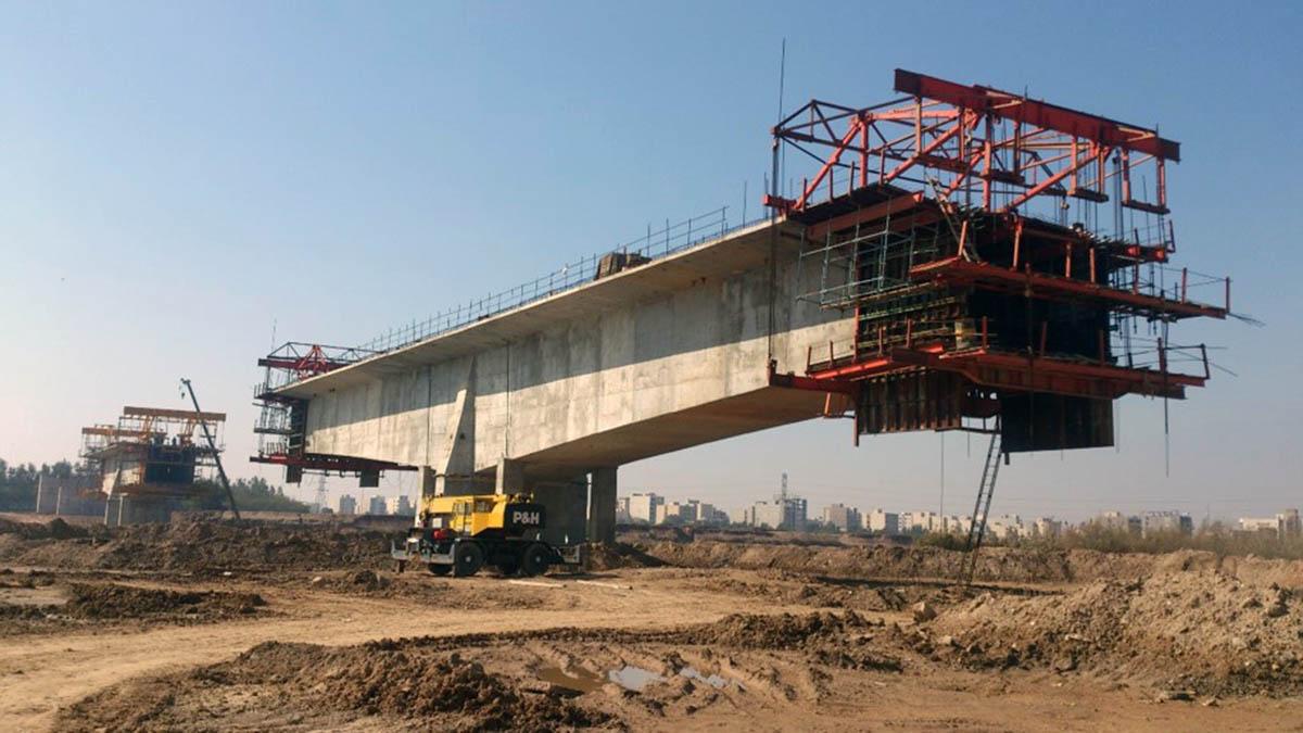Ahvaz Ninth Bridge