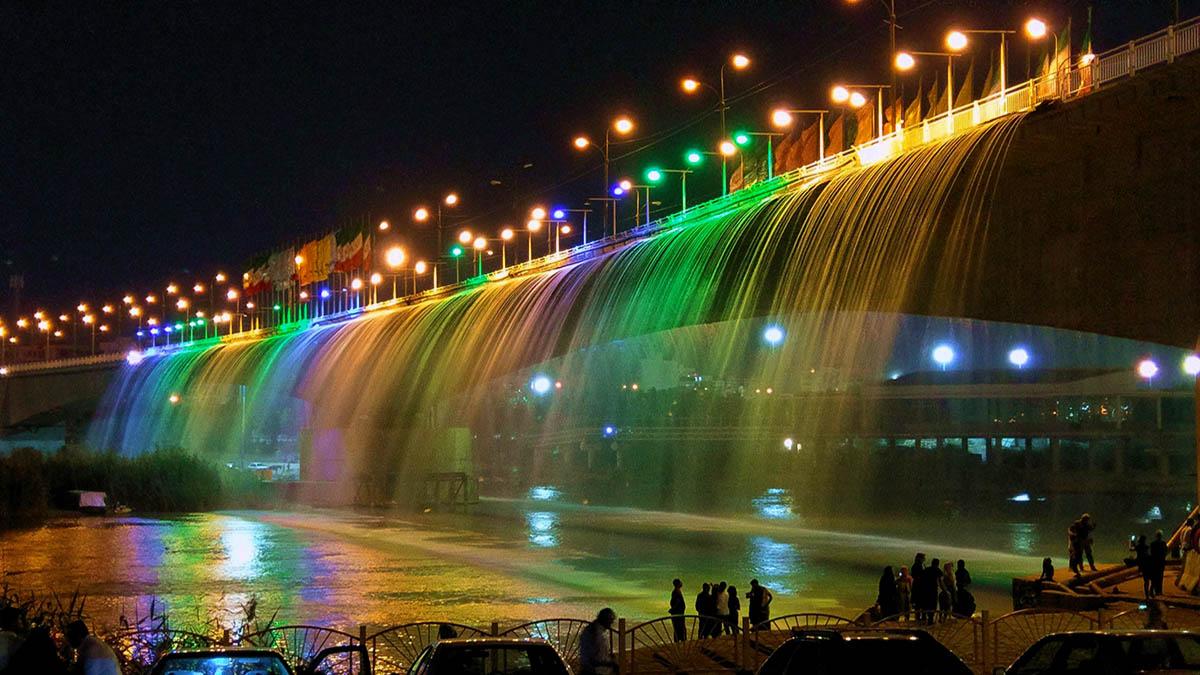 Ahvaz Seventh Bridge