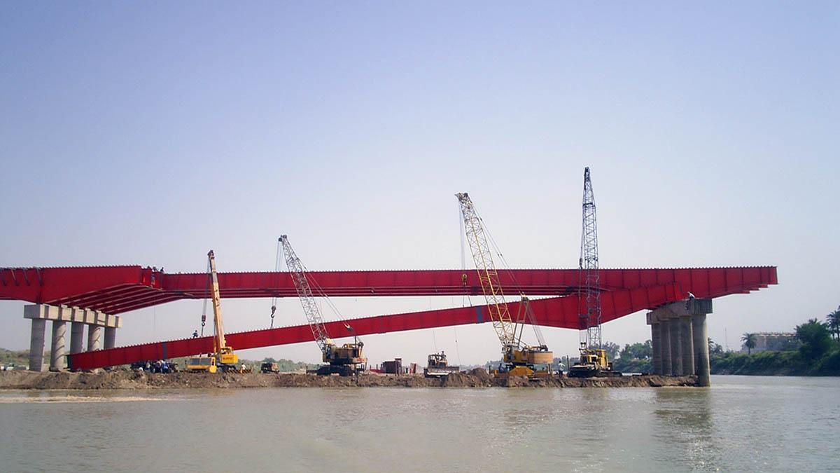 Ahvaz Sixth Bridge