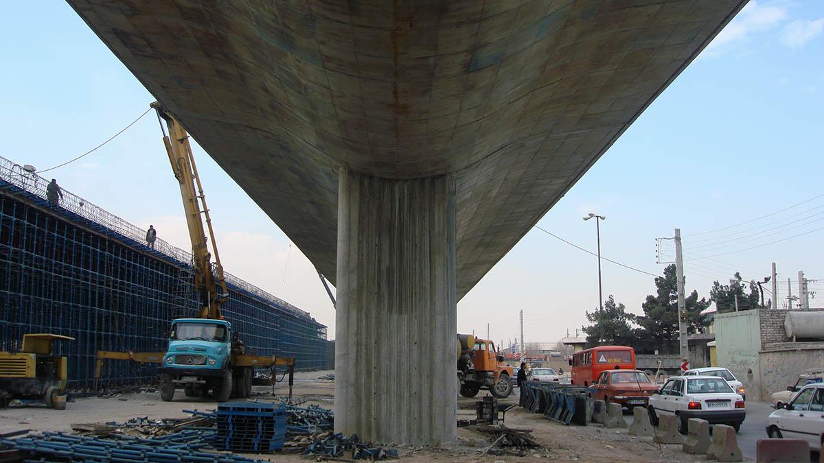 Amirkabir Bridge