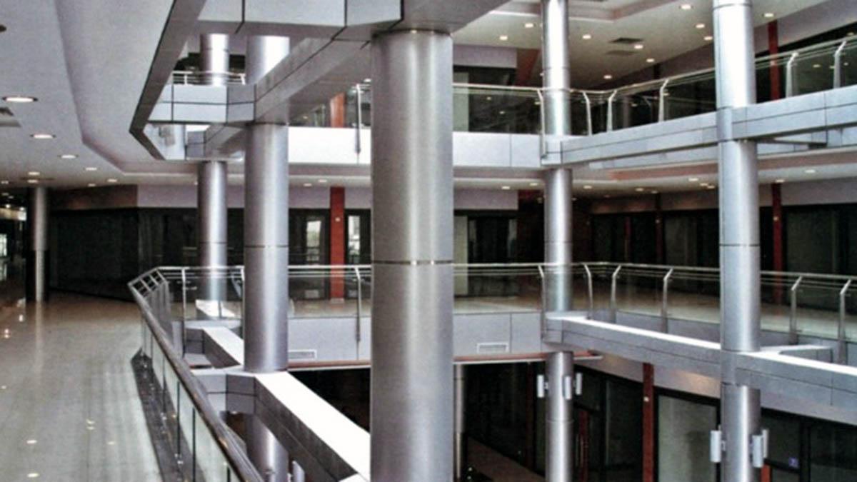 Amirkabir Commercial Buildings