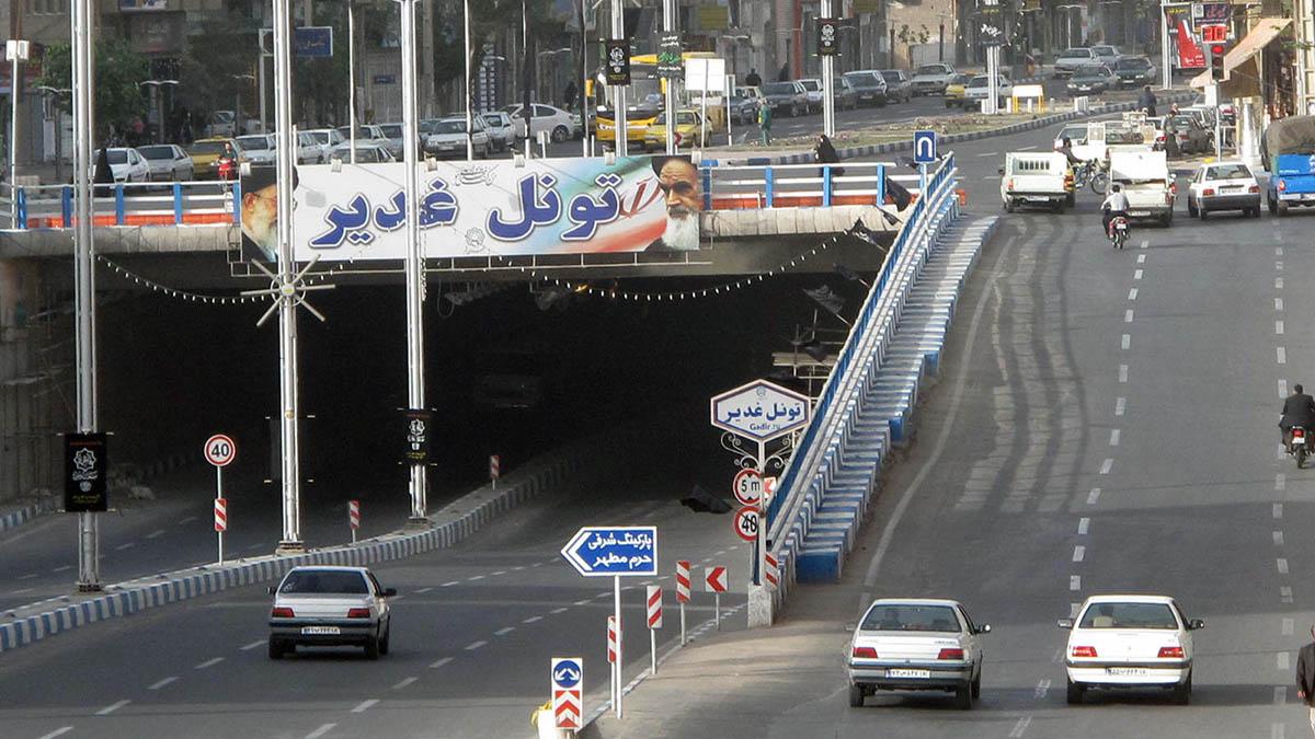 Ammar-Yaser 3-Level Underpass