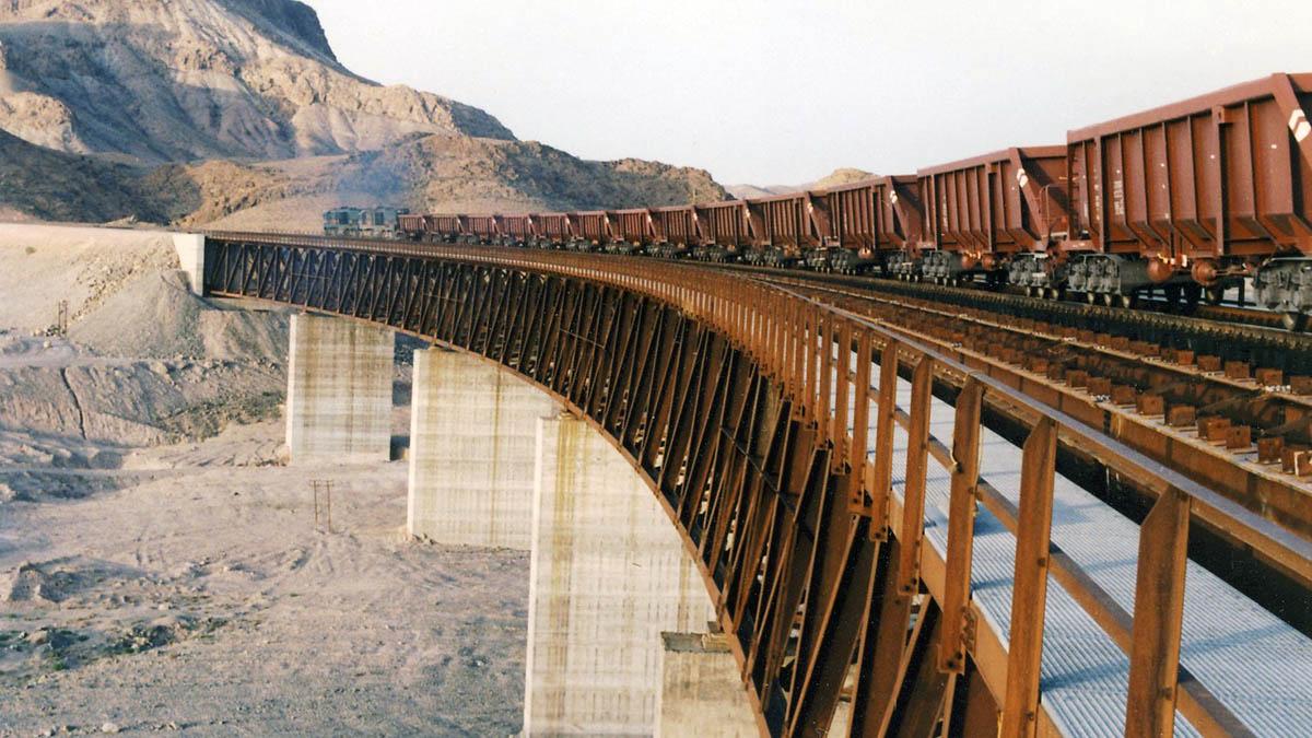 Bafq-Bandar Abbas Railway
