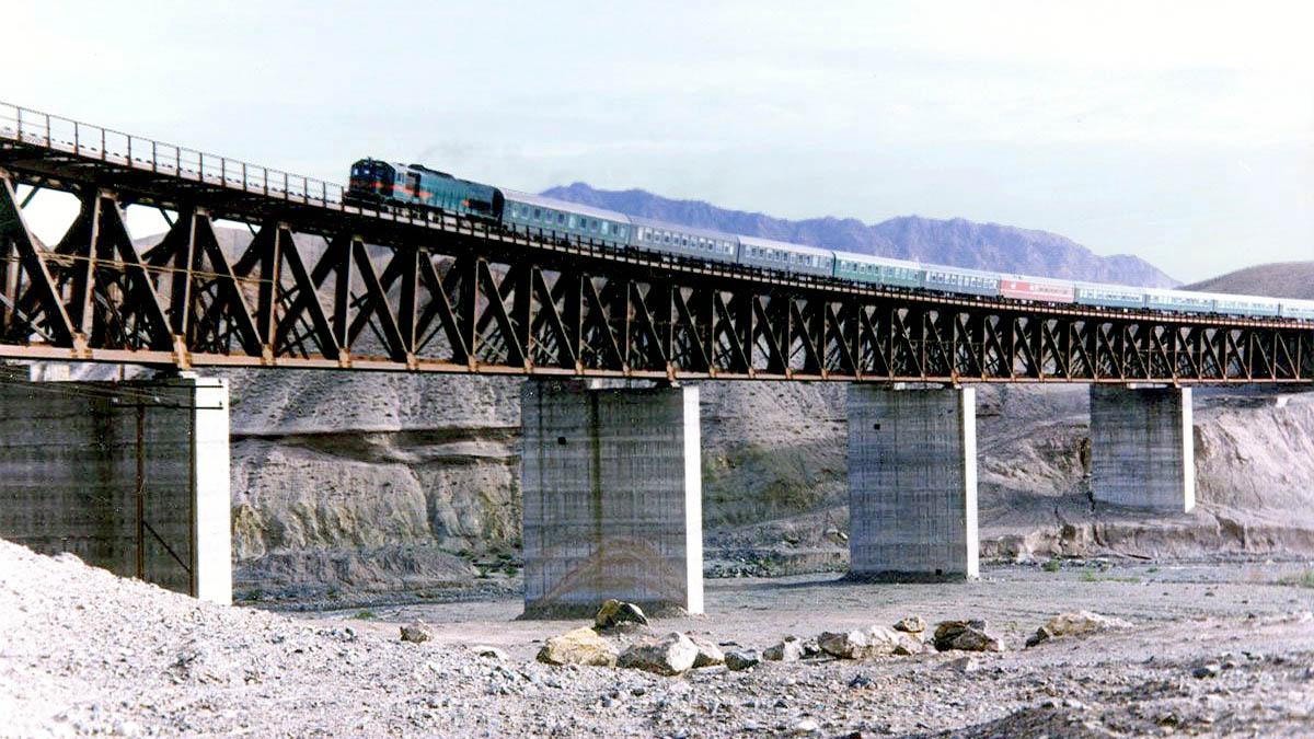 Bafq-Bandarabbas Railway Bridges