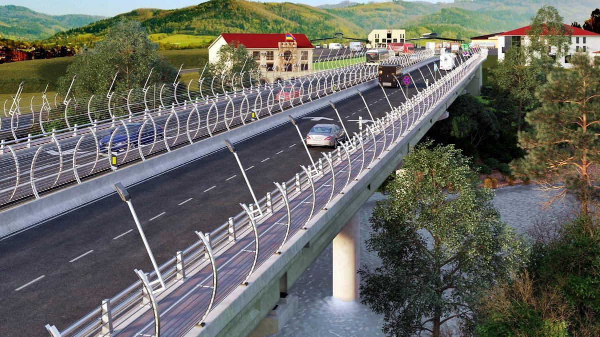 Bagratashen Bridge