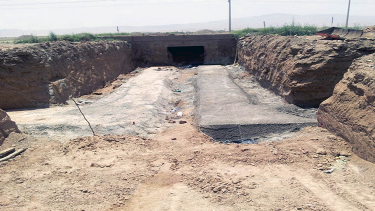 Boeen Zahra-Dansfahan- Rahimabad Expressway
