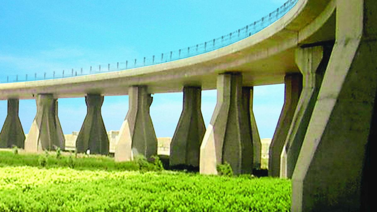 Bridges of Imam Khomeini International Airport