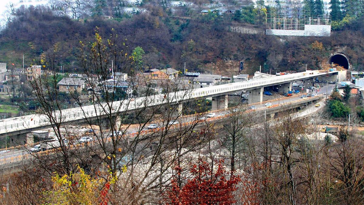 Chaloos New Bridge