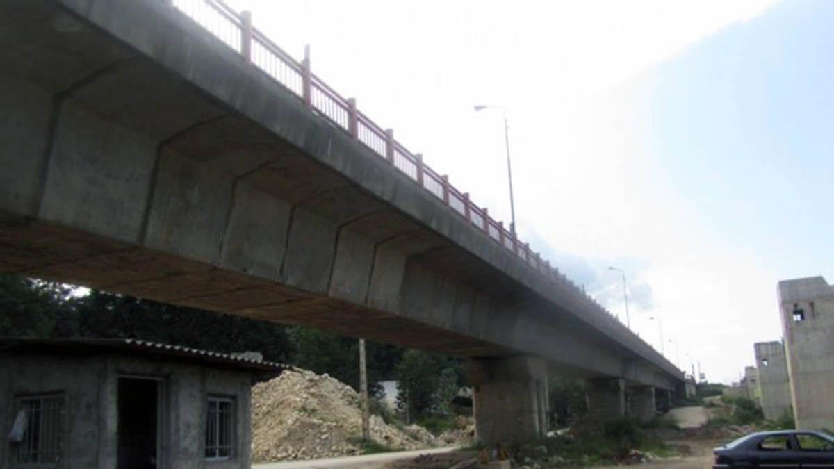 Chaloos Old Bridge