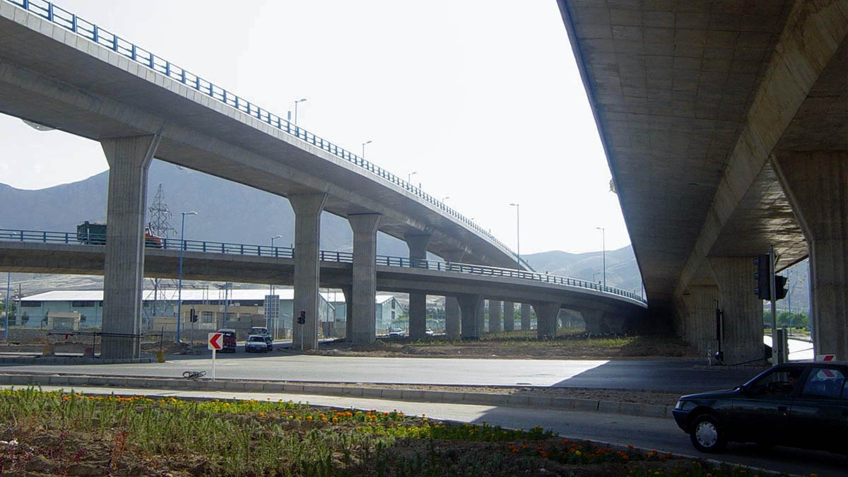 Defae Moghadas Interchange