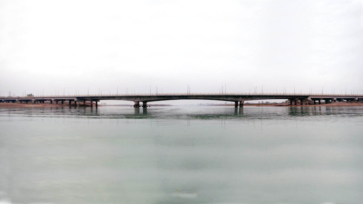 Dezful Fourth Bridge