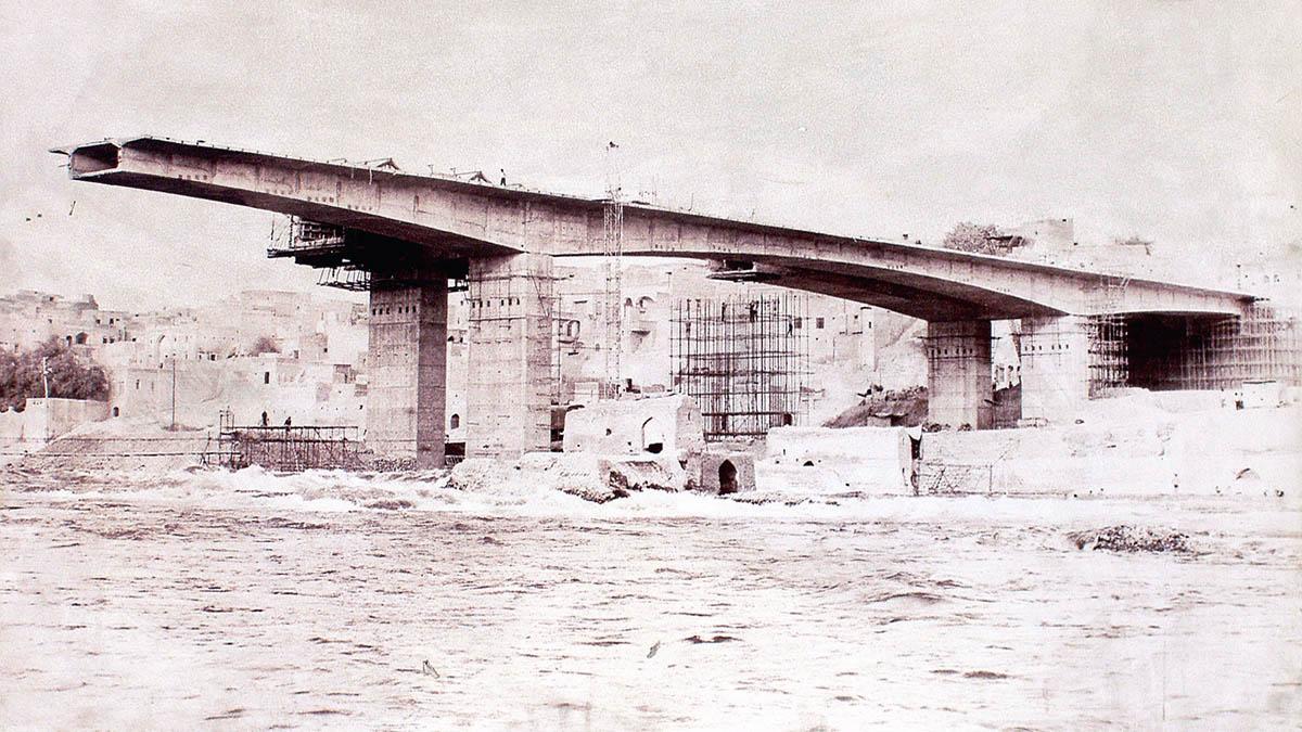 Dezful Second Bridge