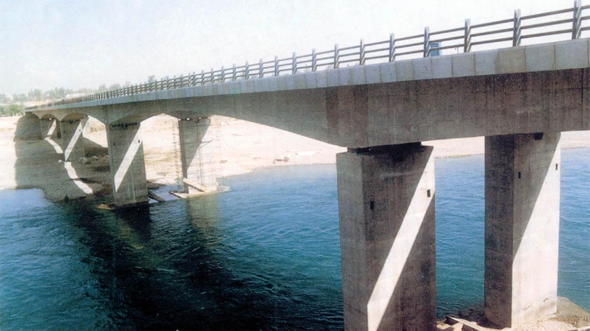 Dezful Third Bridge