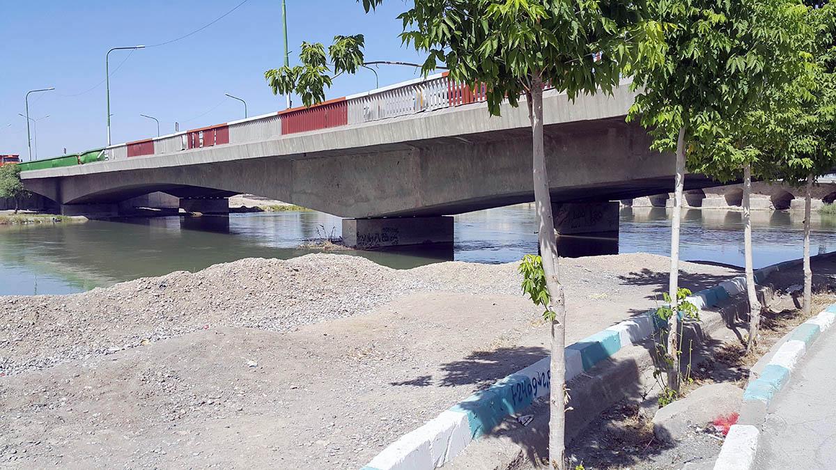 Falavarjan Bridge