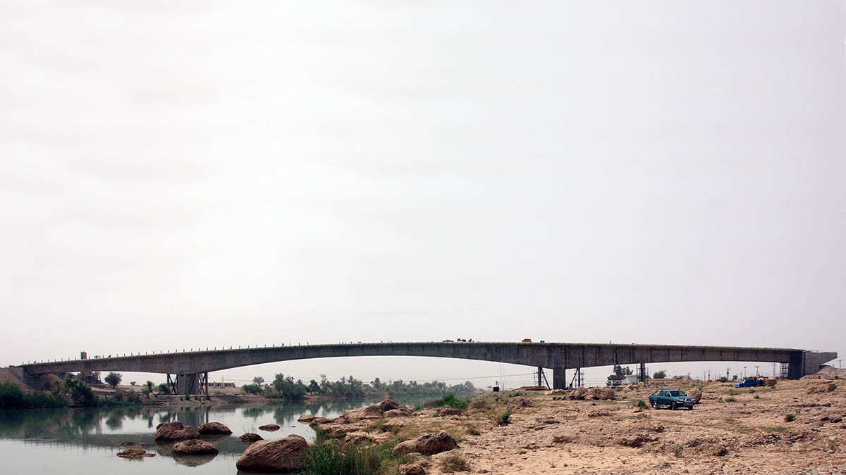 Gotvand (Gheysar Aminpour) Bridge