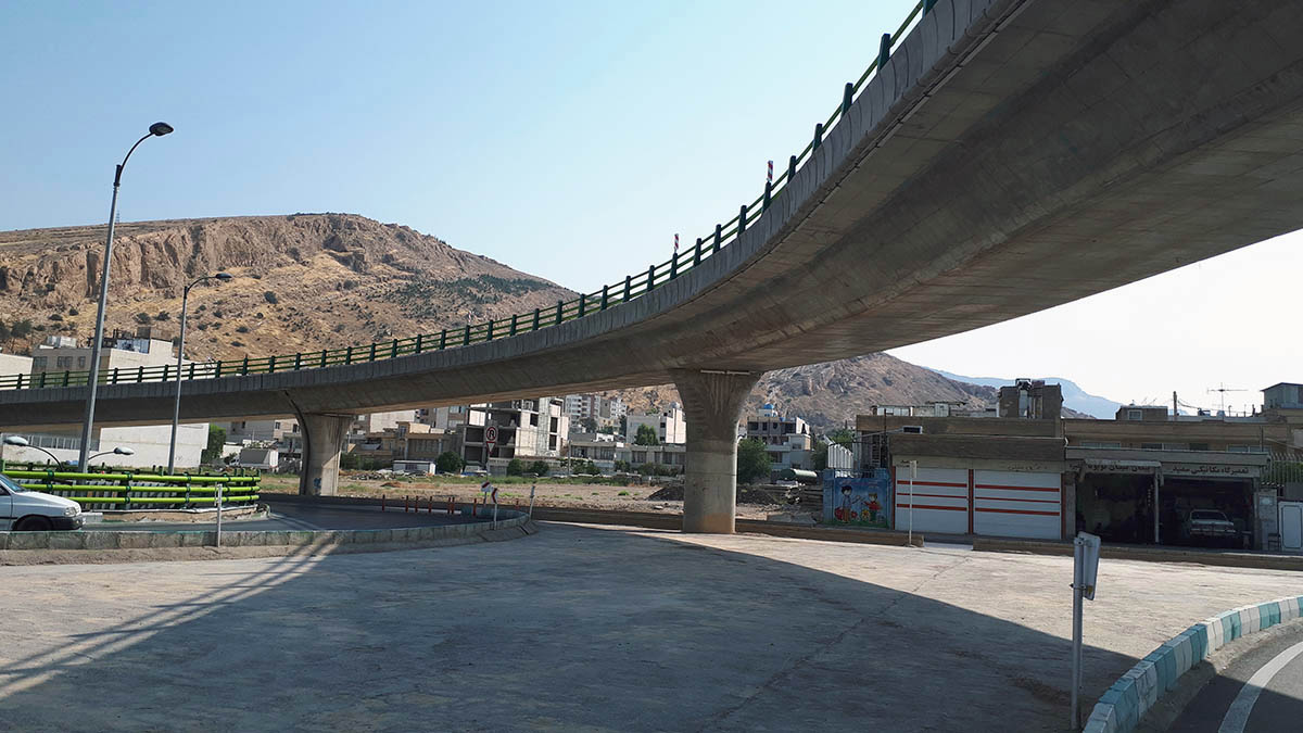 Haftanan- Delgosha Interchange
