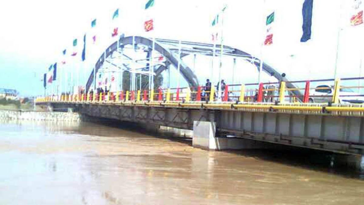 Hendijan Bridge