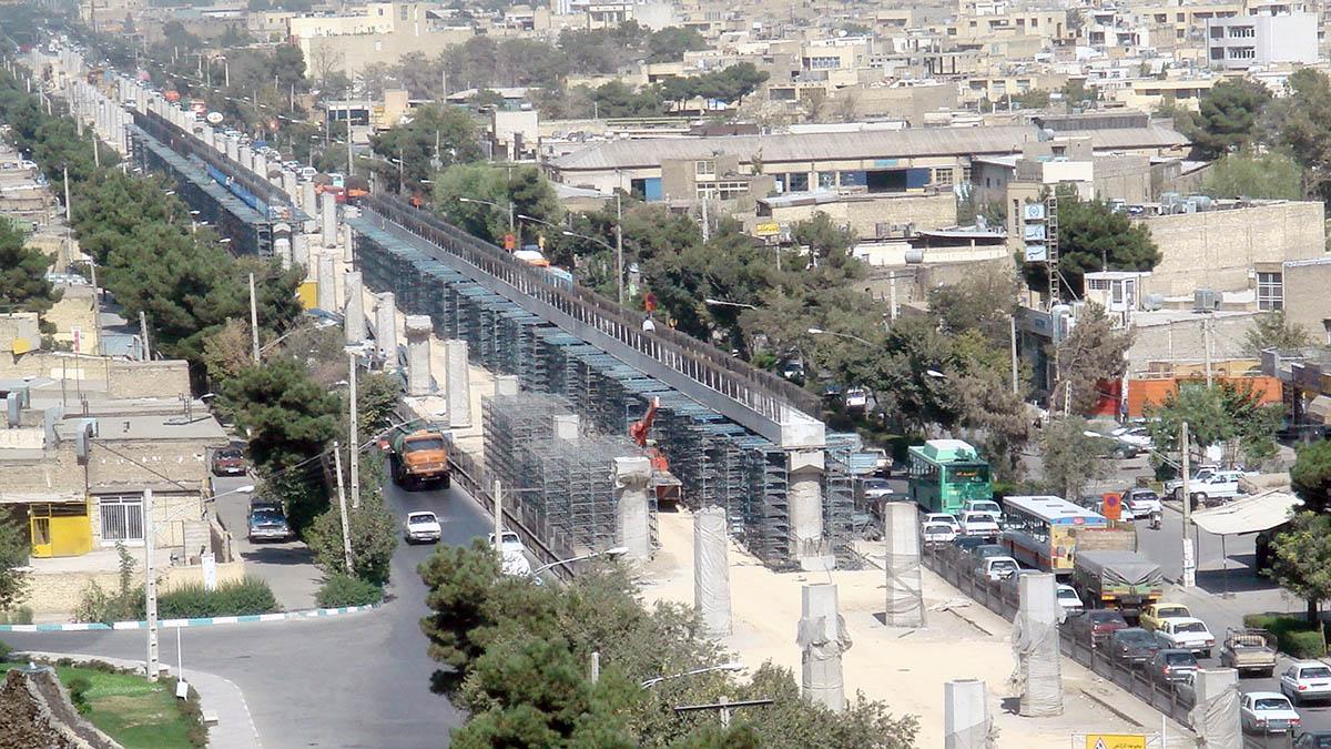 Imam Khomeini Elevated Highway