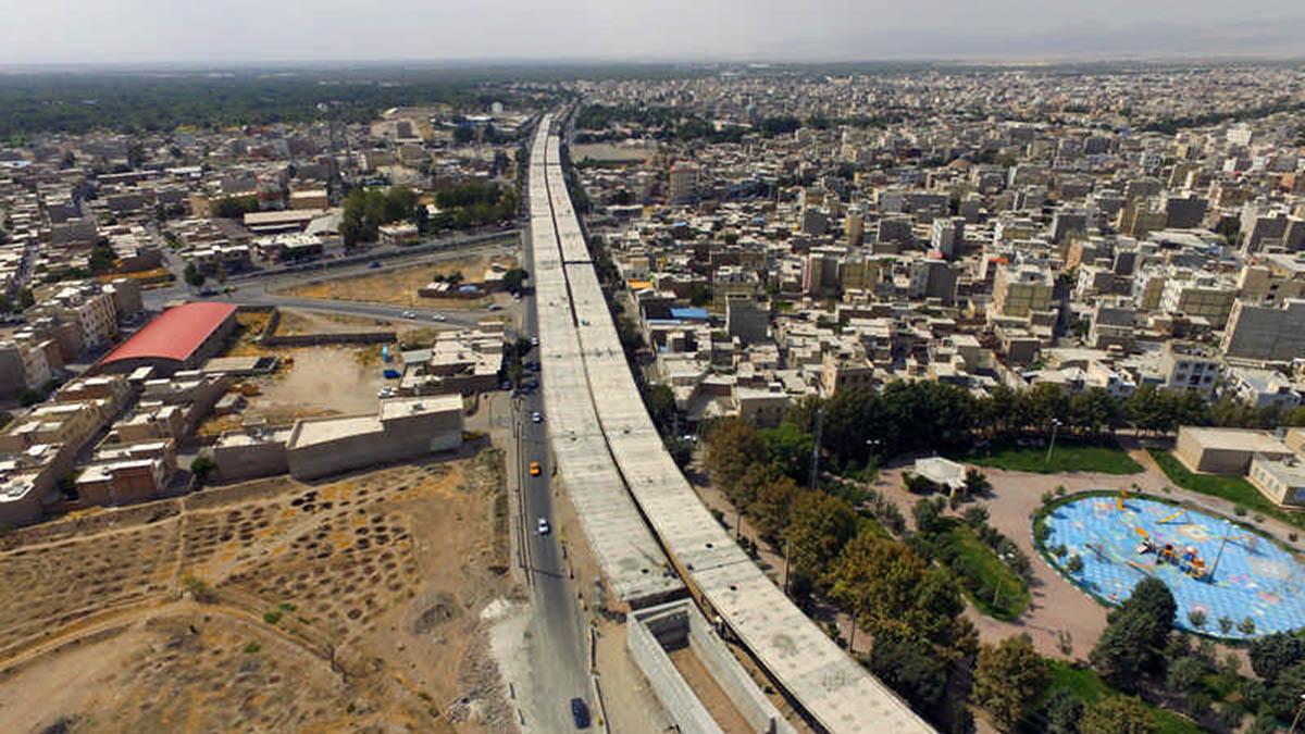 Imam Reza Elevated Expressway