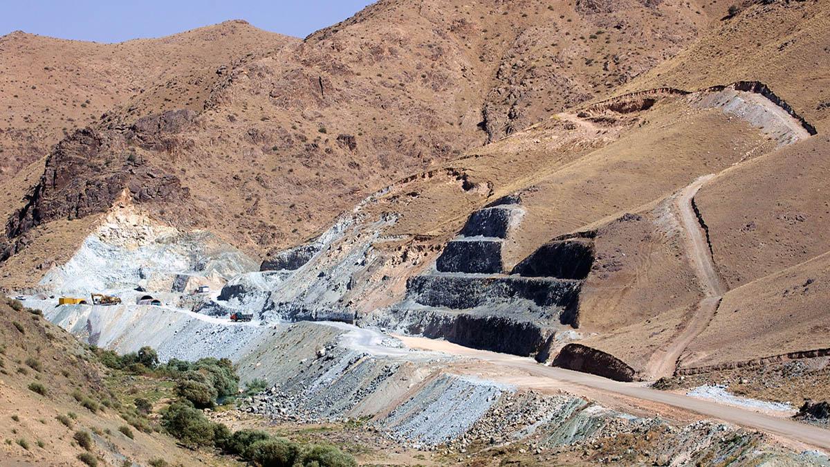 Iran West Railway