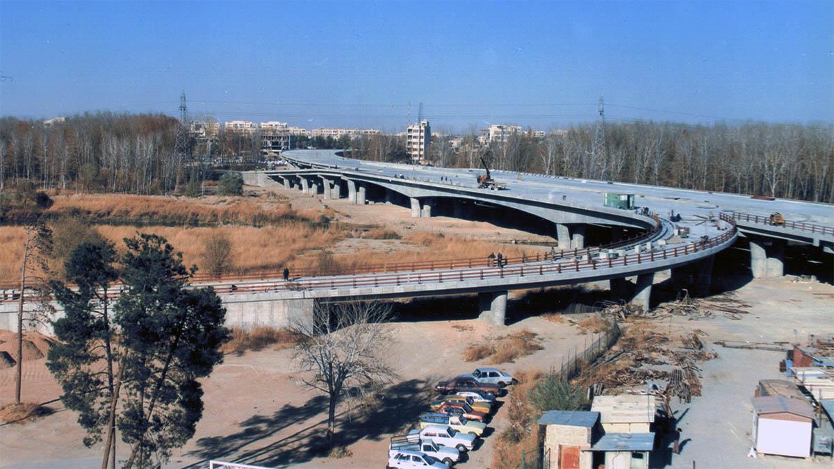 Isfahan Ghadir Bridges