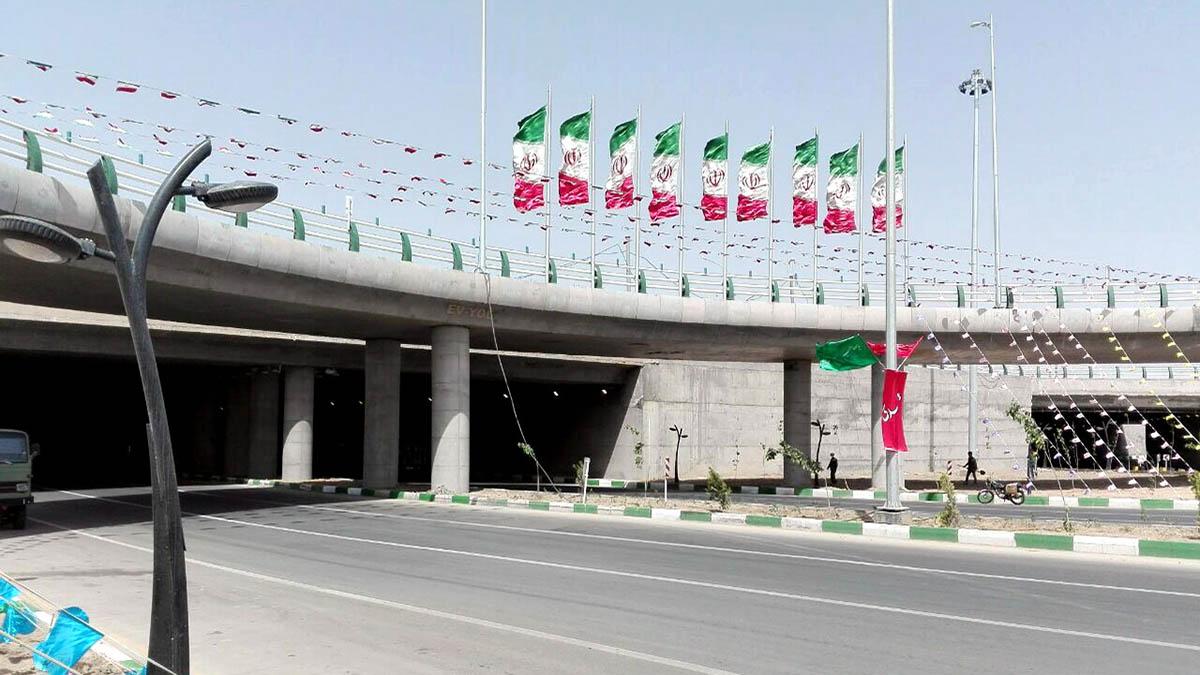 Karimi- Ferdowsi Interchange