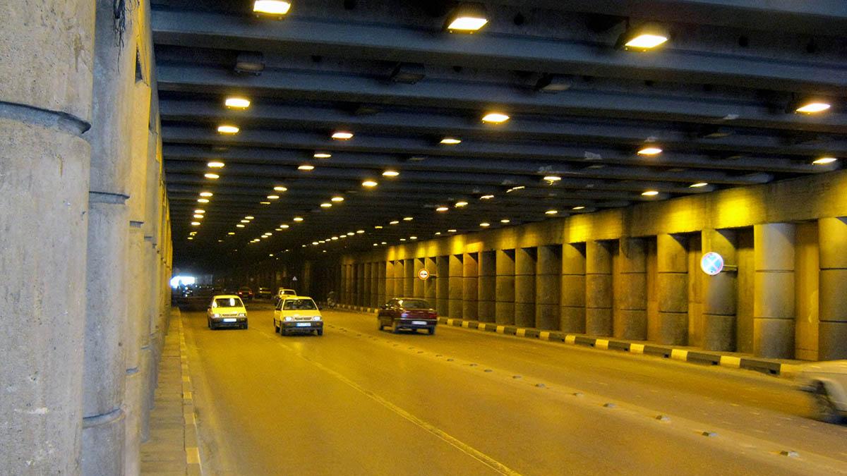 Karimkhan Zand Street Underpass