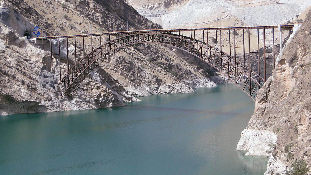 Karoon Fourth Arc Bridge