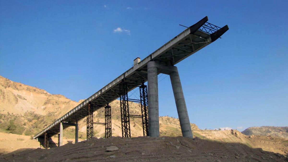 Karoon Fourth Pipeline Bridge