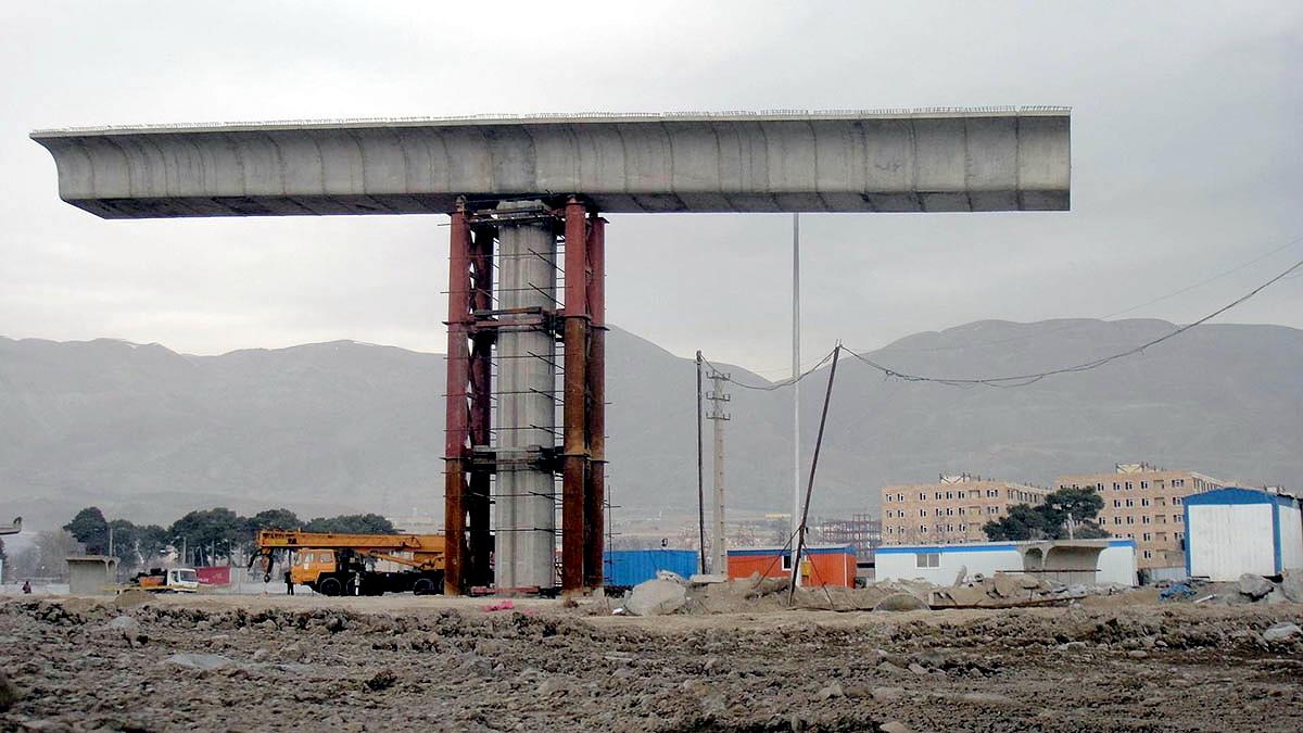 Karvansara Sangi Interchange