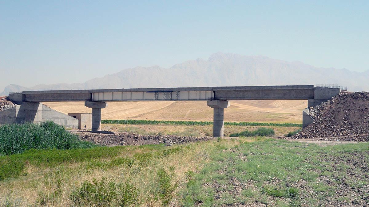 Kermanshah-Khosravi Railway Bridges