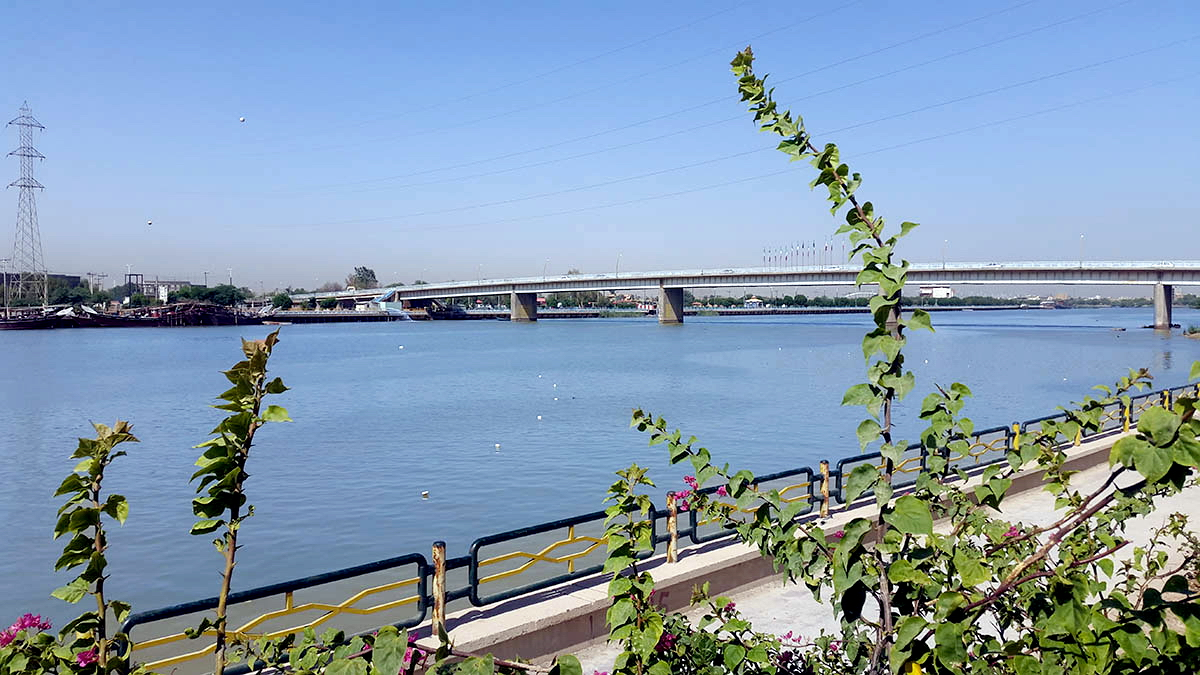 Khoramshahr Bridge