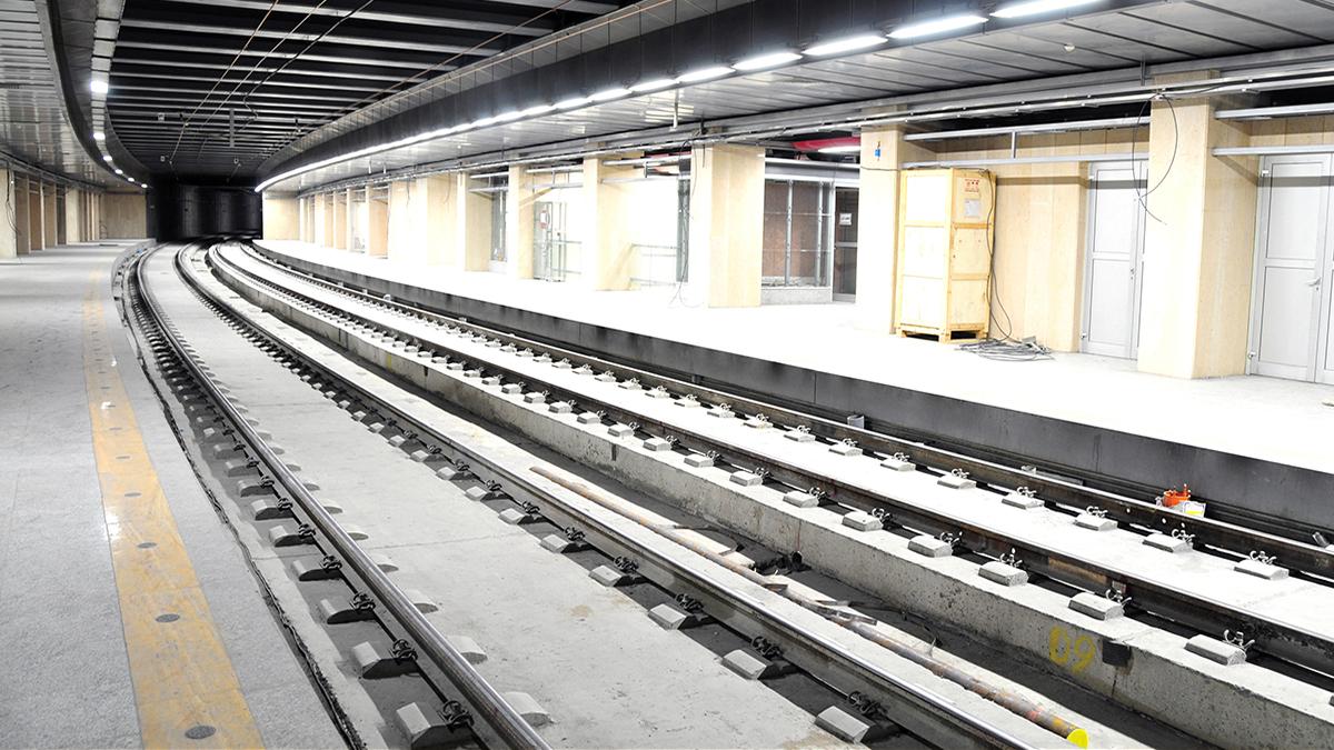 Line 1 Extension of Mashhad Urban Railway