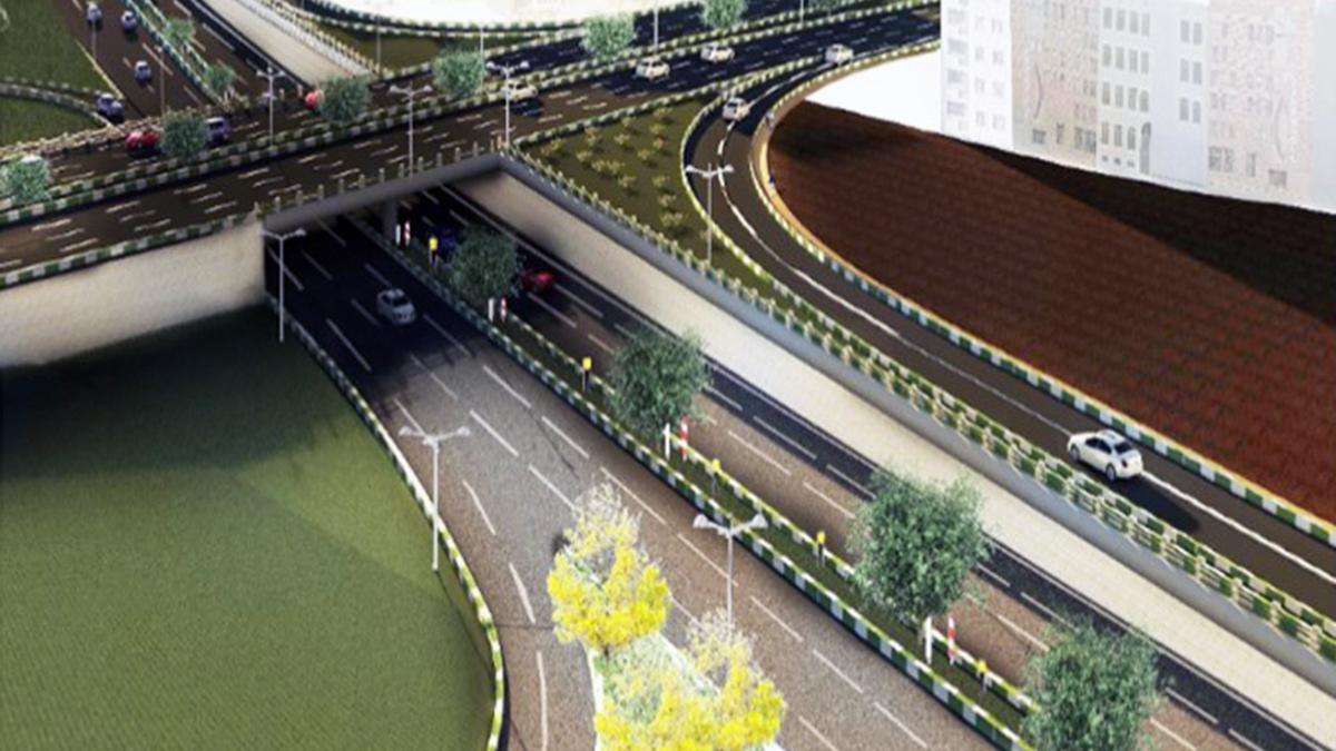 Mahan- Baghestan Bridge