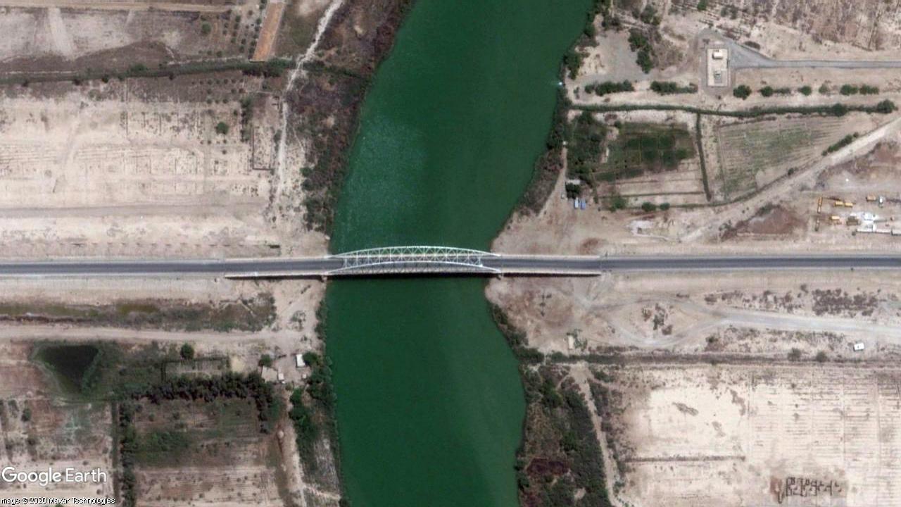 Mared Bridge